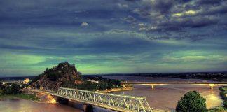 Cầu Hàm Rồng - Điểm thăm quan tại Thanh Hóa