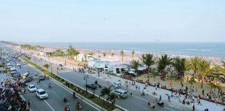 Đường bãi biển Sầm Sơn