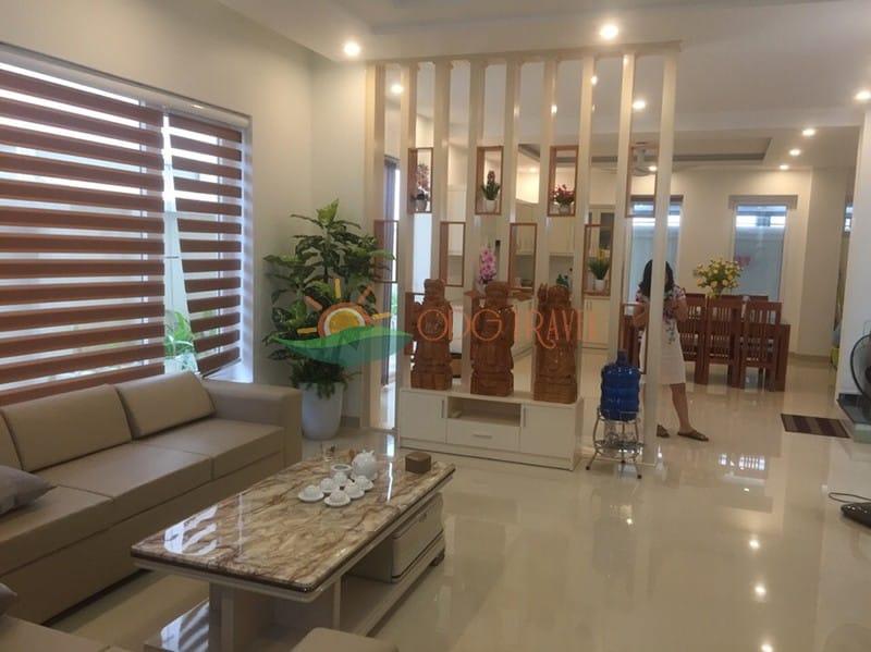 Không gian ấm áp tại Villa Sao Biển ODG19