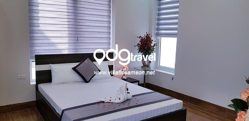 phòng ngủ villa sao biển flc sầm sơn