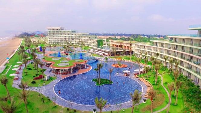 Tiện ích tại FLC Luxury Hotel Sầm Sơn