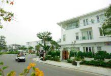 Cảnh quan khu Villa FLC Sầm Sơn